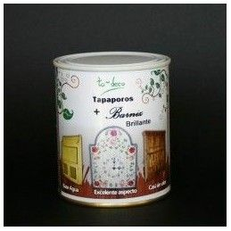 Tapaporos Barniz 750 ML Brillante