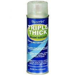BARNIZ TRIPLE THICK BRILLANTE SPRAY