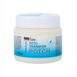 FOTO TRANSFER POTCH 150 ML HOBBY LINE