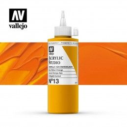 VALLEJO STUDIO AMARILLO CADMIO 200 ML