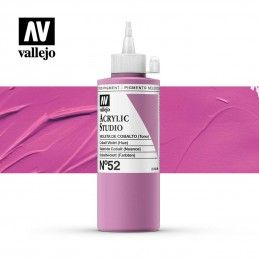VALLEJO STUDIO VIOLETA COBALTO 200 ML