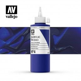VALLEJO STUDIO AZUL ULTRAMAR 200 ML