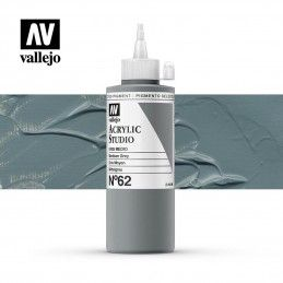 VALLEJO STUDIO GRIS MEDIO 200 ML