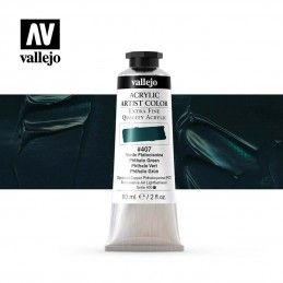 ARTIST COLOR 407 VERDE FTALOCIANINA 60 ML