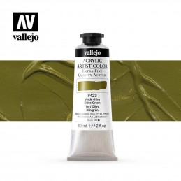ARTIST COLOR 423 VERDE OLIVA 60 ML