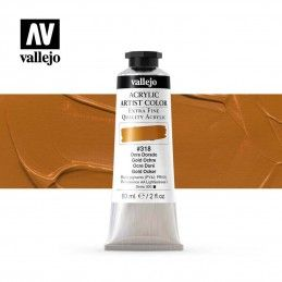 ARTIST COLOR 318 OCRE DORADO 60 ML