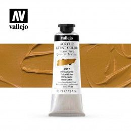ARTIST COLOR 317 OCRE AMARILLO 60 ML