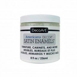 SATIN DECOART ENAMELS BLANCO PURO 236 ML