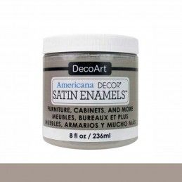 SATIN DECOART ENAMELS GRIS TAUPE 236 ML