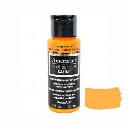 SORBETE DE NARANJA 59 ML AMERICANA MULTI-SUPERFICIE SATIN