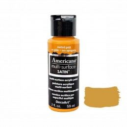 ORO APAGADO 59 ML AMERICANA MULTI-SUPERFICIE SATIN