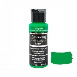 CESPED VERDE 59 ML AMERICANA MULTI-SUPERFICIE SATIN