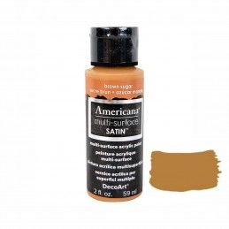 AZÚCAR MORENO 59 ML AMERICANA MULTI-SUPERFICIE SATIN