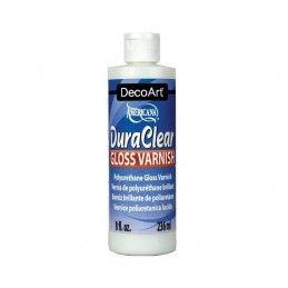 BARNIZ BRILLANTE DURACLEAR DECOART 236 ML