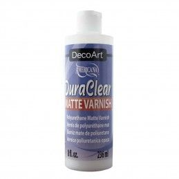 BARNIZ MATE DURACLEAR DECOART 236 ML