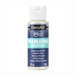 MEDIUM EFECTO PERLADO AMERICANA DECOART 59 ML