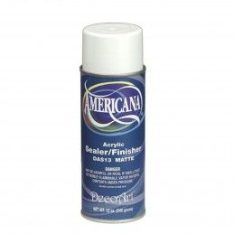 barniz americana en spray mate 340 gr