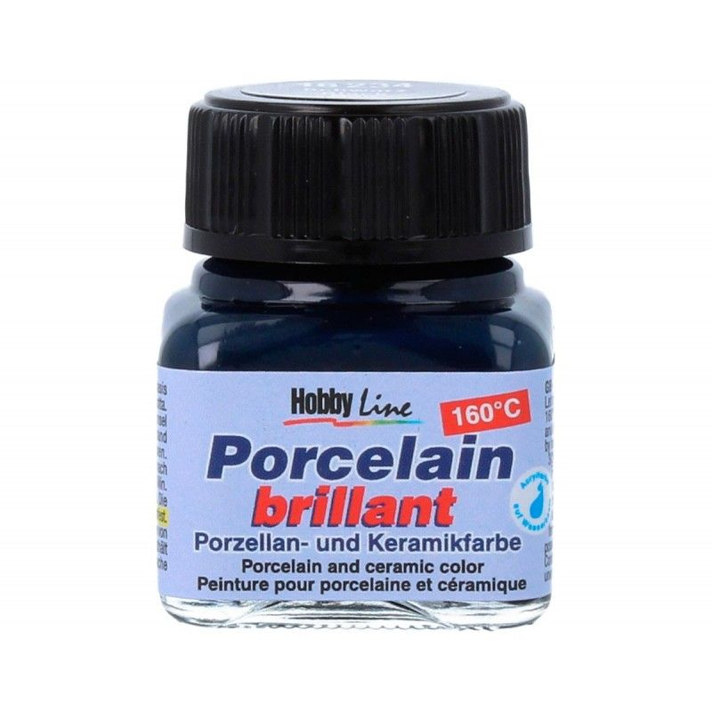 PORCELAIN BRILLANT NEGRO HOBBY LINE 20ML