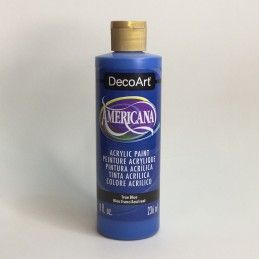 AMERICANA AZUL REAL 236 ML DECOART