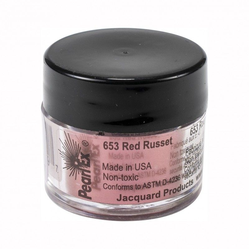 PIGMENTO PEARLEX RED RUSSET