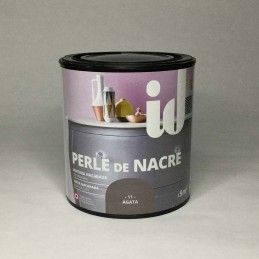 PINTURA NACARADA COLOR AGATA 500ML ID LAKEONE