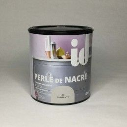 PINTURA NACARADA COLOR DIAMANTE 500ML ID LAKEONE