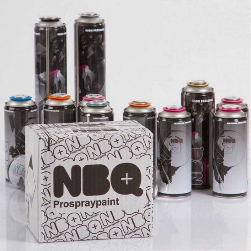 NBQ SPRAY GRAFFITI