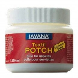 TEXTIL POTCH 150 ML PEGAMENTO TELA