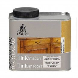 TINTE MADERA LAKEONE ROBLE CLARO450 ML