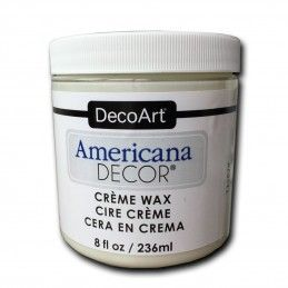 CERA EN CREMA TRANSPARENTE DECOR 236 ML