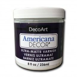 barniz ultramate para tiza decor 236 ml