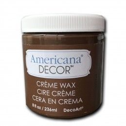 cera en crema café dorado decor 236 ml