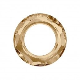 SWAROVSKI ANILLO GOLDEN SHADOW