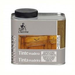 TINTE MADERA LAKEONE ROBLE OSCURO 450 ML