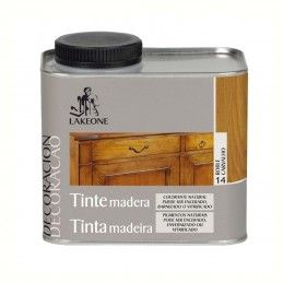 TINTE MADERA ROBLE LAKEONE 450 ML