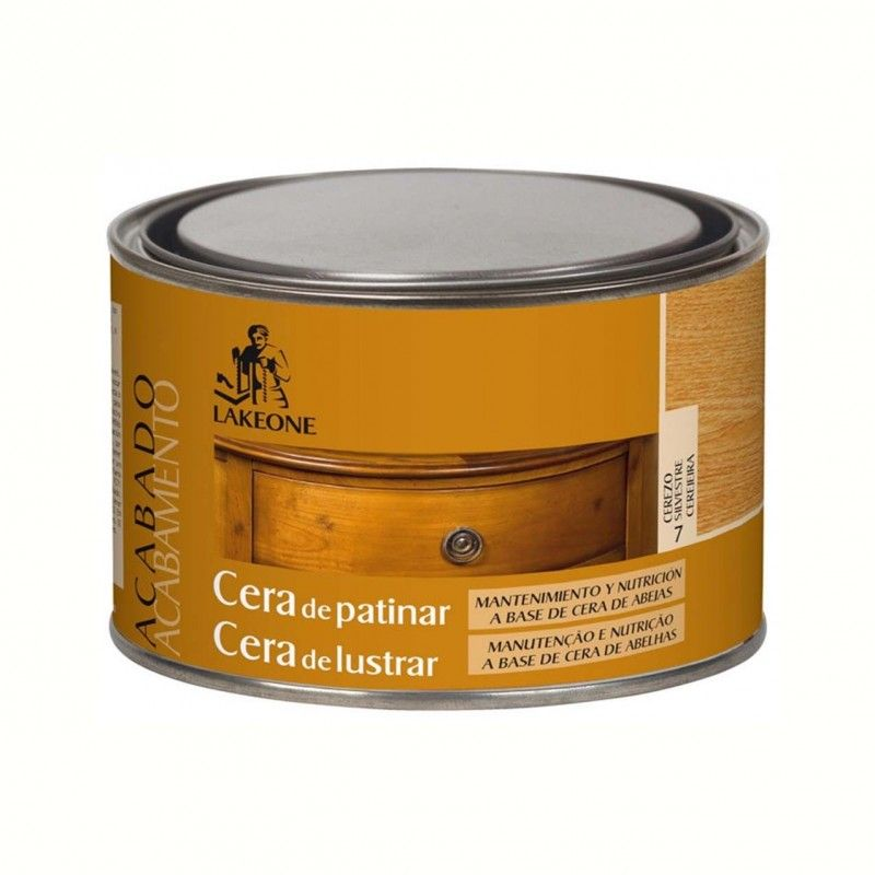 CERA PATINAR LAKEONE 300 ML CEREZO