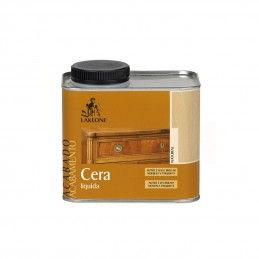 CERA LÍQUIDA CON TREMENTINA NATURAL 500 ML LAKEONE