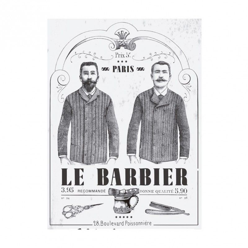 PAPEL DE ARROZ BARBERO PARIS 30x41 CM