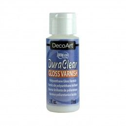 BARNIZ BRILLANTE DURACLEAR DECOART 59 ML